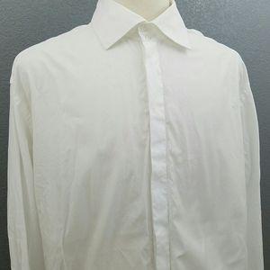 Giorgio Armani Luxury French Cuff Dress Shirt - 19